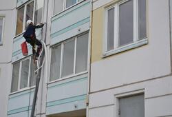 Герметизация швов в жилых домах в Серпухове